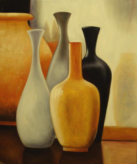 Cuadros modernos cuadros de bodegones i ceramica actual for Laminas de cuadros modernos