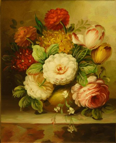 Cuadros Modernos Cuadros De Flores Y Plantas Viii Ramo De Flores