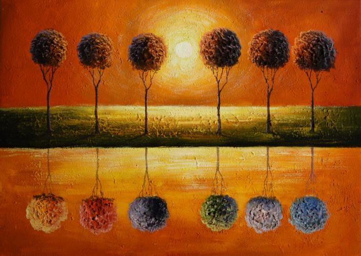 Cuadros modernos al oleo y abstractos imagui for Fotos de cuadros abstractos al oleo