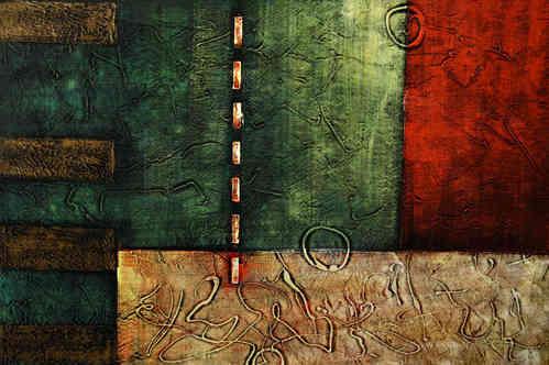 Cuadros modernos abstractos vintage y famosos para for Imagenes de cuadros abstractos geometricos