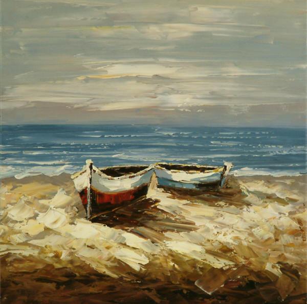 pin cuadros de marinas regatas y navegacion a vela del