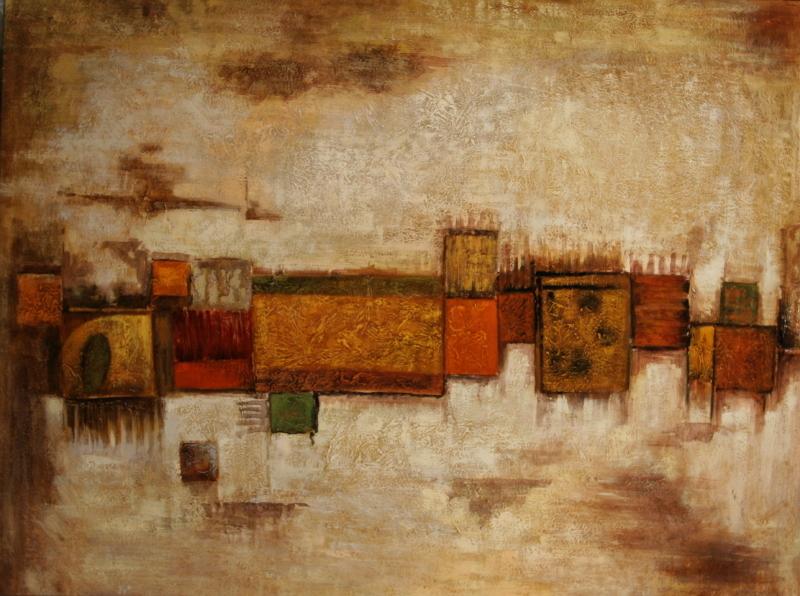 Cuadros abstractos cuadros modernos abstractos con for Colgadores de cuadros