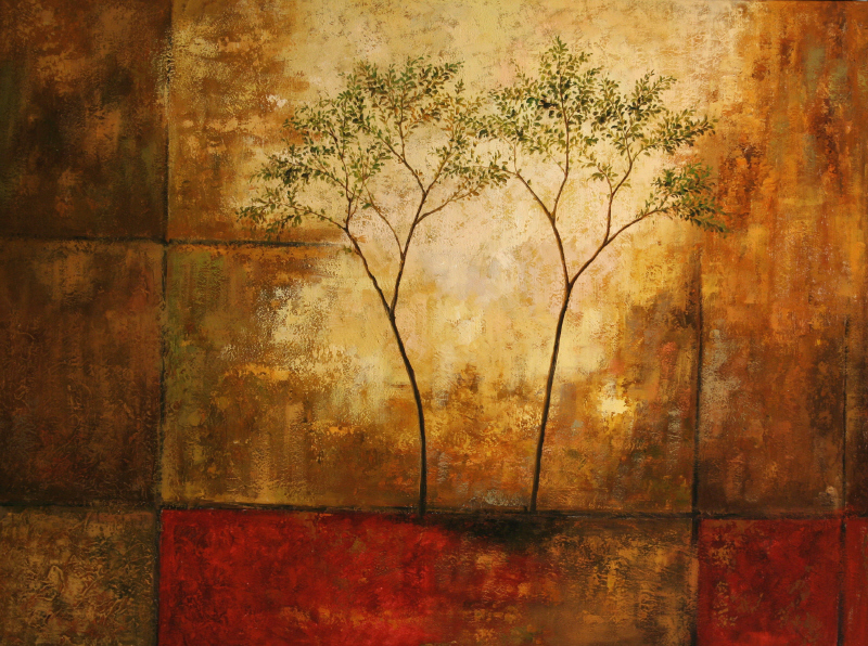 Cuadros abstractos cuadros modernos con paisajes for Imagenes cuadros abstractos juveniles