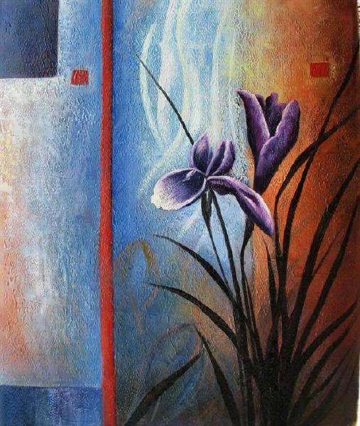 Ib 2291 cuadros modernos y abstractos exoticae - Cuadros clasicos modernos ...