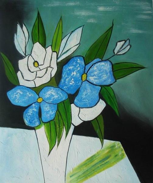 Cuadros Modernos Flores