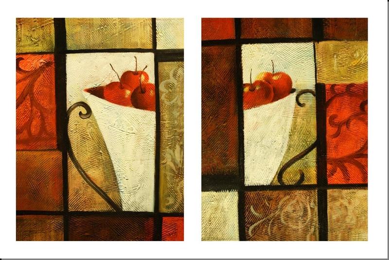 Dipticos cuadros modernos imagui - Cuadros modernos para cocina ...
