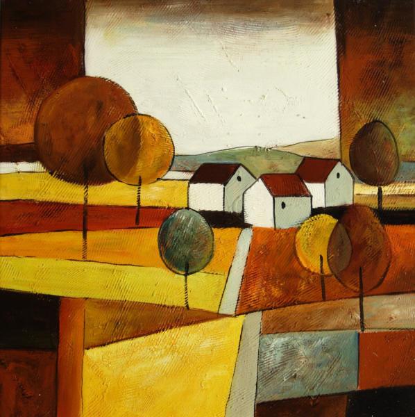Ia 1090 cuadros modernos y abstractos exoticae - Cuadros para casas modernas ...